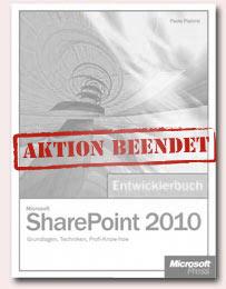 Microsoft SharePoint 2010 – Das Entwicklerbuch als Gratisdownload (59€ gespart)